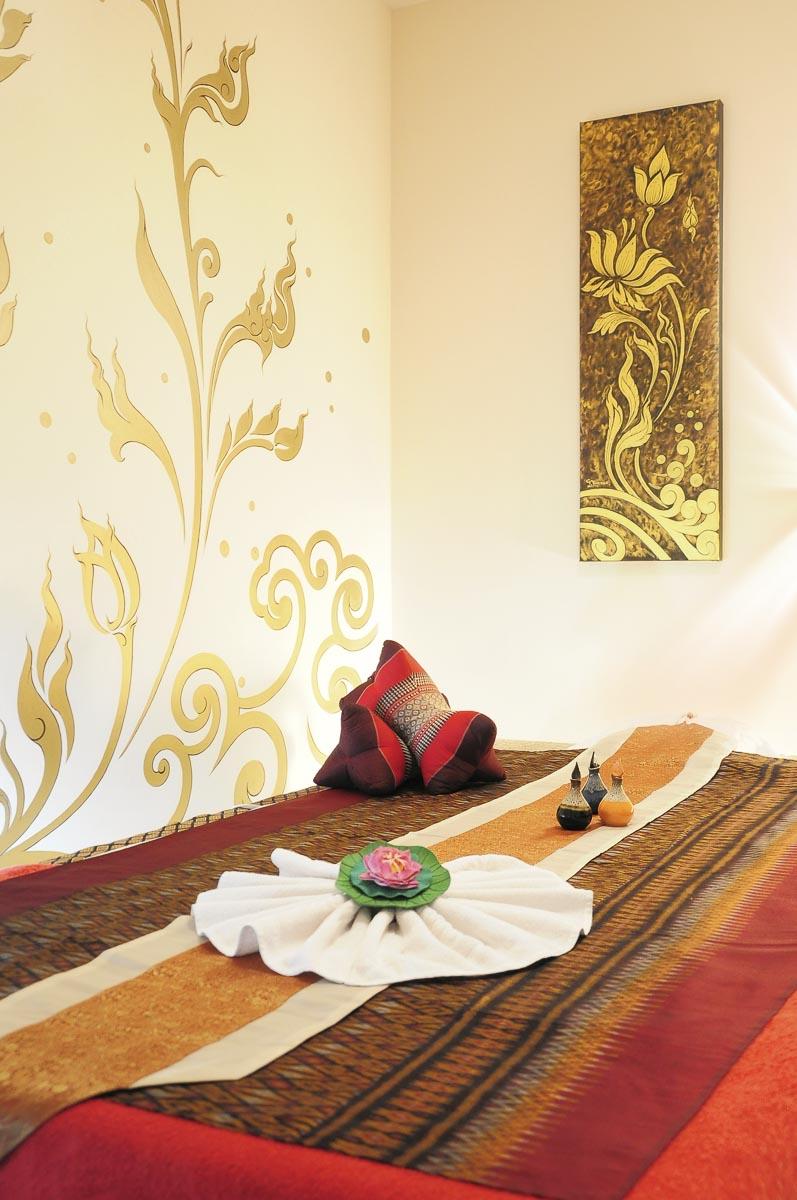 Thaimassage relax