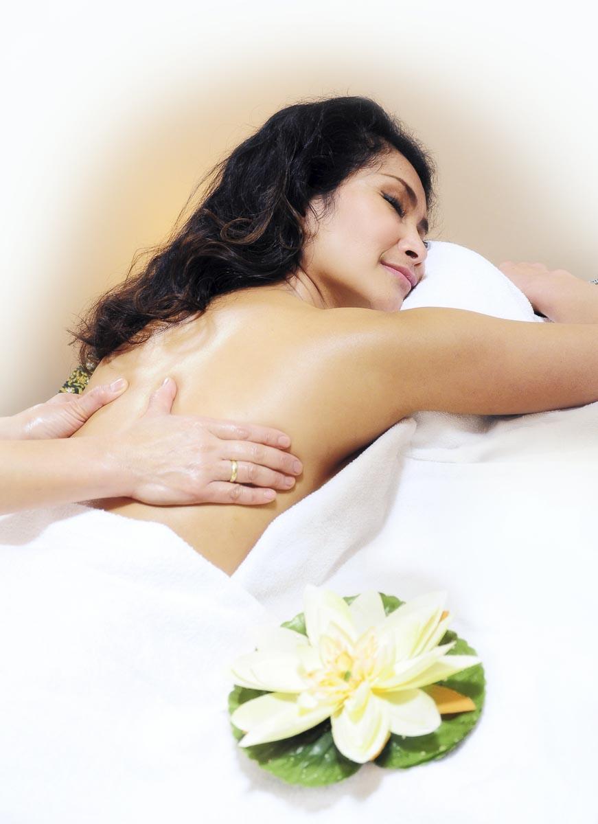 Wanphen Nacken- & Rückenmassage
