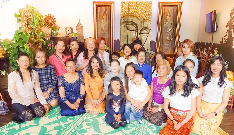 Wanphen Thaimassage Budda